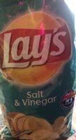 Lay's Salt & Vinegar - Produkt - de