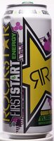 Rockstar Energy - Guava Pineapple - Produit - de