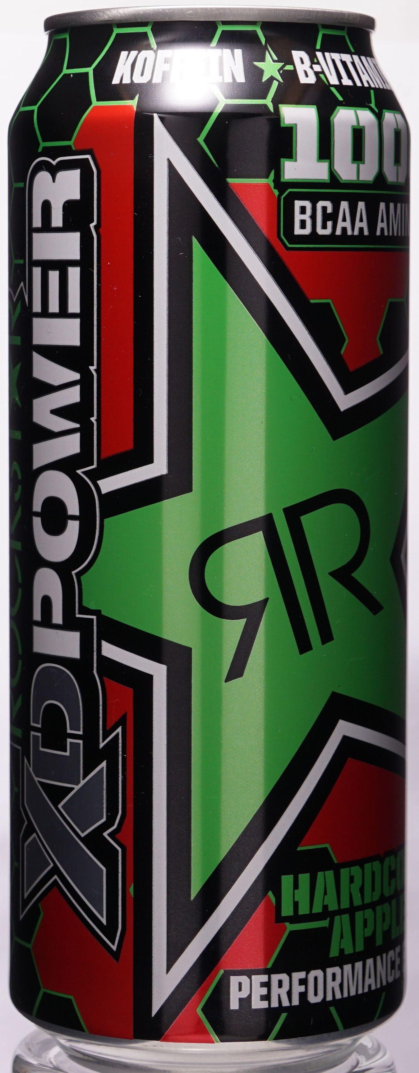 Rockstar Energie Hardcore Apple - Produkt - de