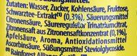 Sparkling mit Kohlensäure ice tea - Ingredients - de