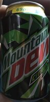 Mountain Dew Citrus Blast - Product - en