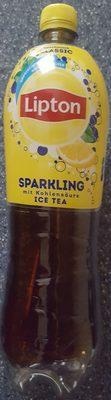 Sparkling ice tea Geschmack classic - Produkt