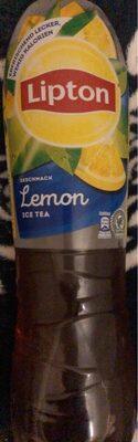 Lipton lemon ice tea - Prodotto - de