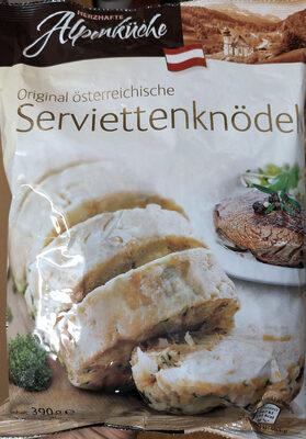 Original österreichische Serviettenknödel - Product