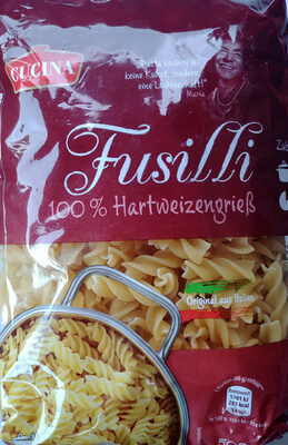 Nudeln Fusilli - Produit