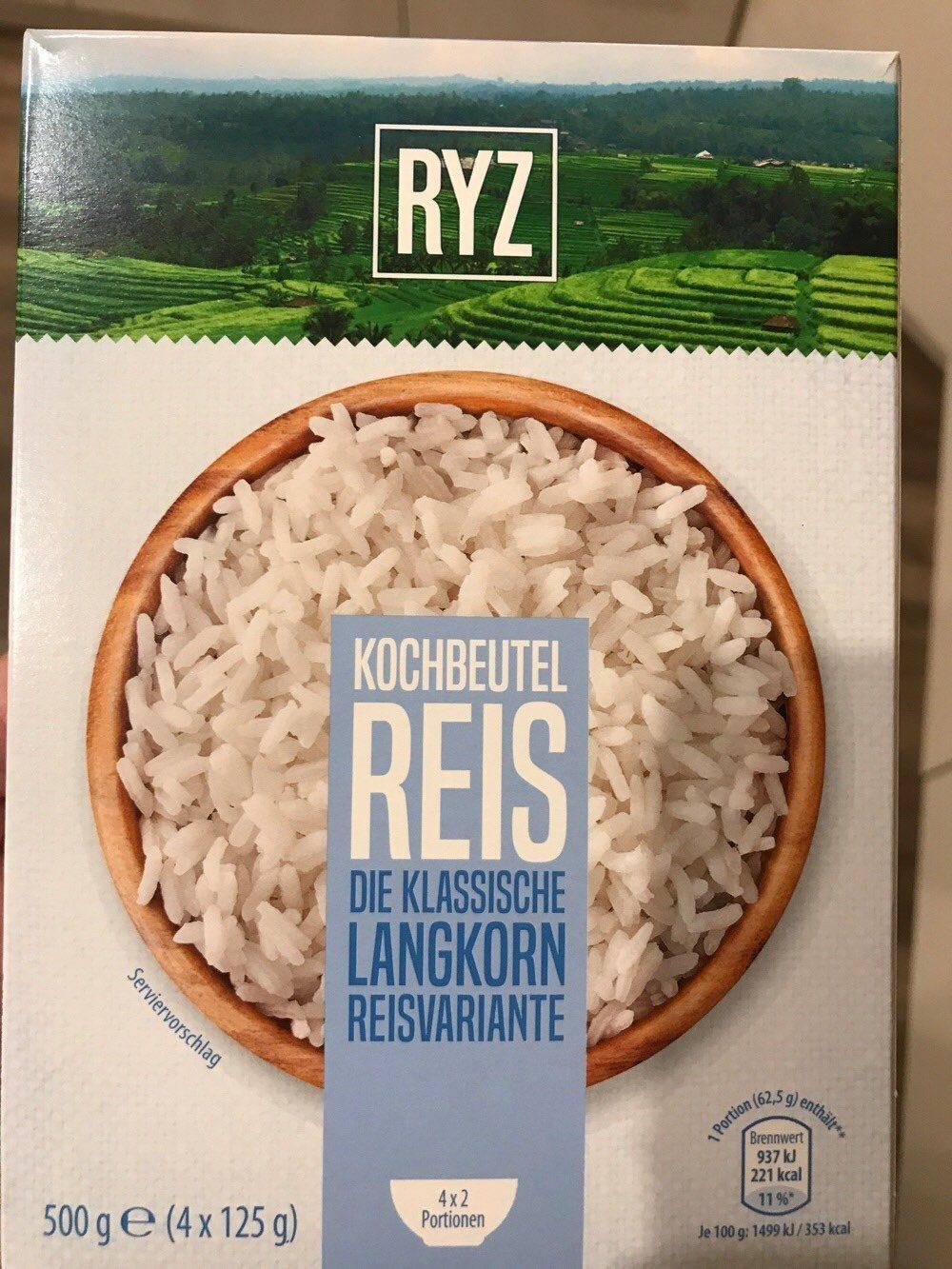 Kochbeutel Reis - 产品 - de
