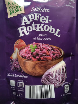 Apfel-Rotkohl - Product - de