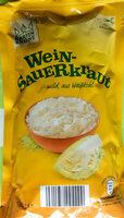 Wein-Sauerkraut - Produkt - de