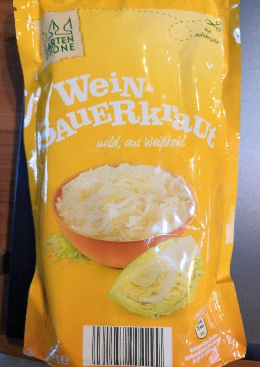 Wein-sauerkraut - Produit - fr