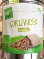 Bio Koreander - Product - de