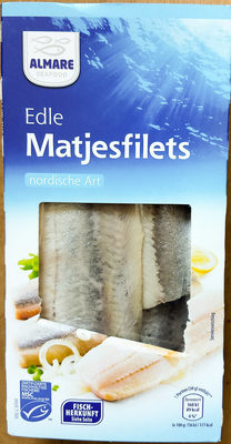 Edle Matjesfilets nordische Art - Product - de