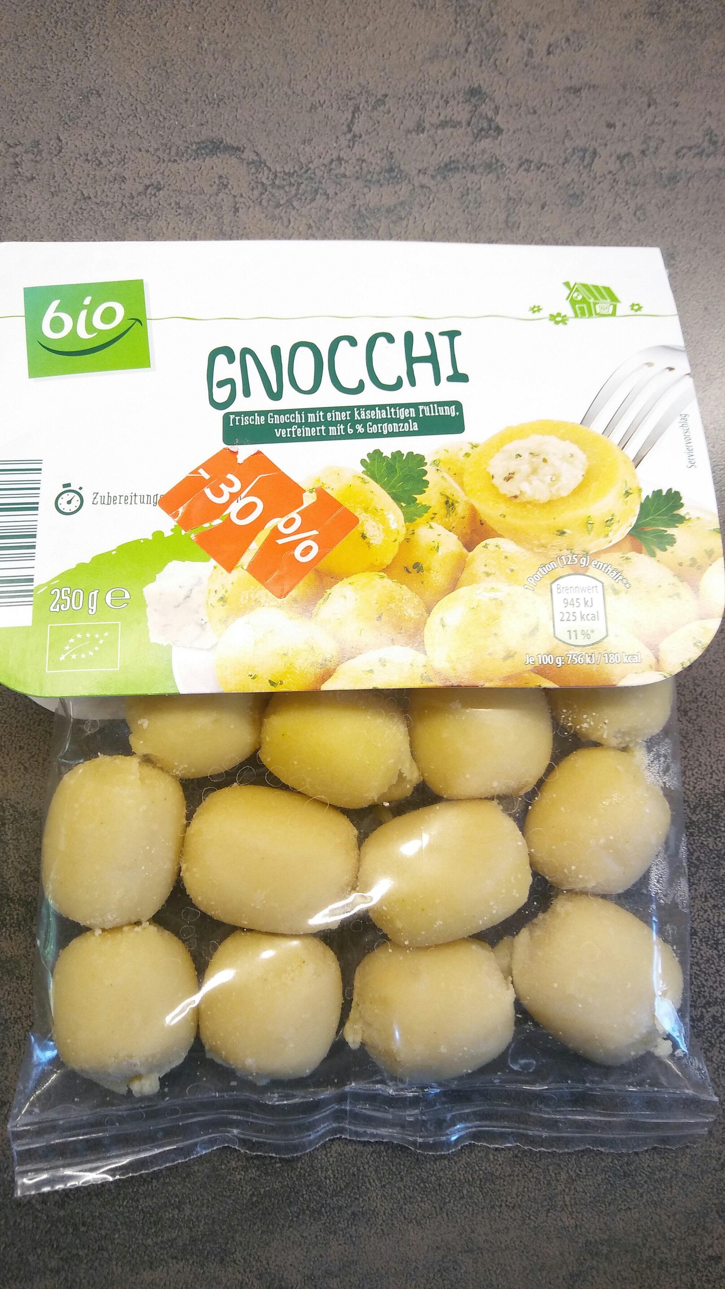 Bio-Gnocchi - Produit - de