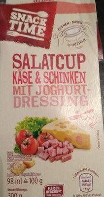 SALATCUP KASE&SCHINKEN - Product - de