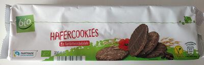 Hafercookies mit Zartbitterschokolade - Product - de