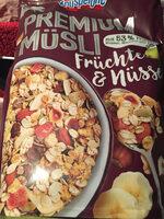 Premium Müsli - Product