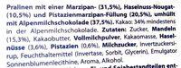 Mozart-Kugeln - Ingredients