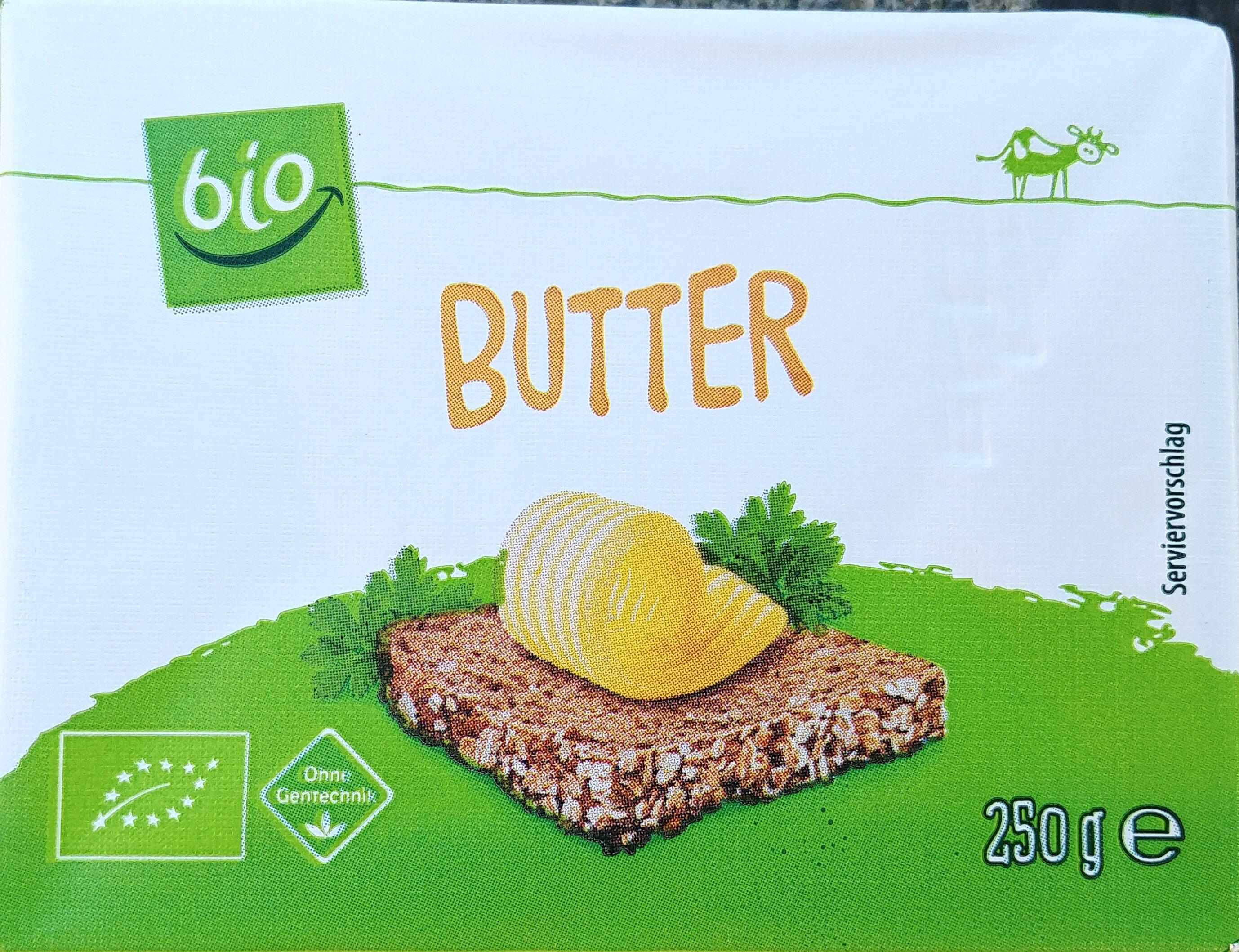 Bio-Süßrahmbutte 82% - Produit - de