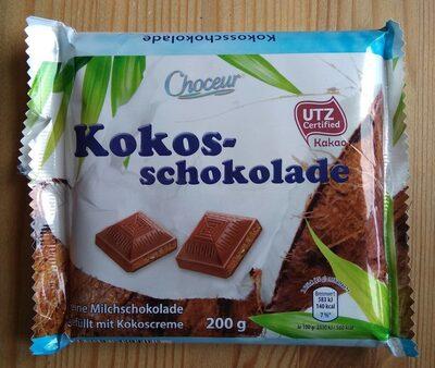Kokos-Schokolade - Producte