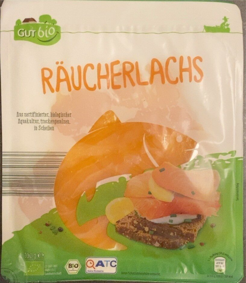 Räucherlachs - Product - de