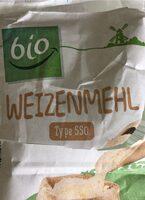 Weizenmehl Typ 550 - Prodotto - en