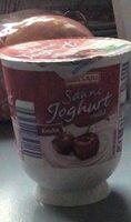 Sahne Joghurt Mild Kirsche - Prodotto - de