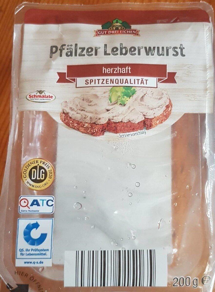 Pfälzer Leberwurst - Produkt - de