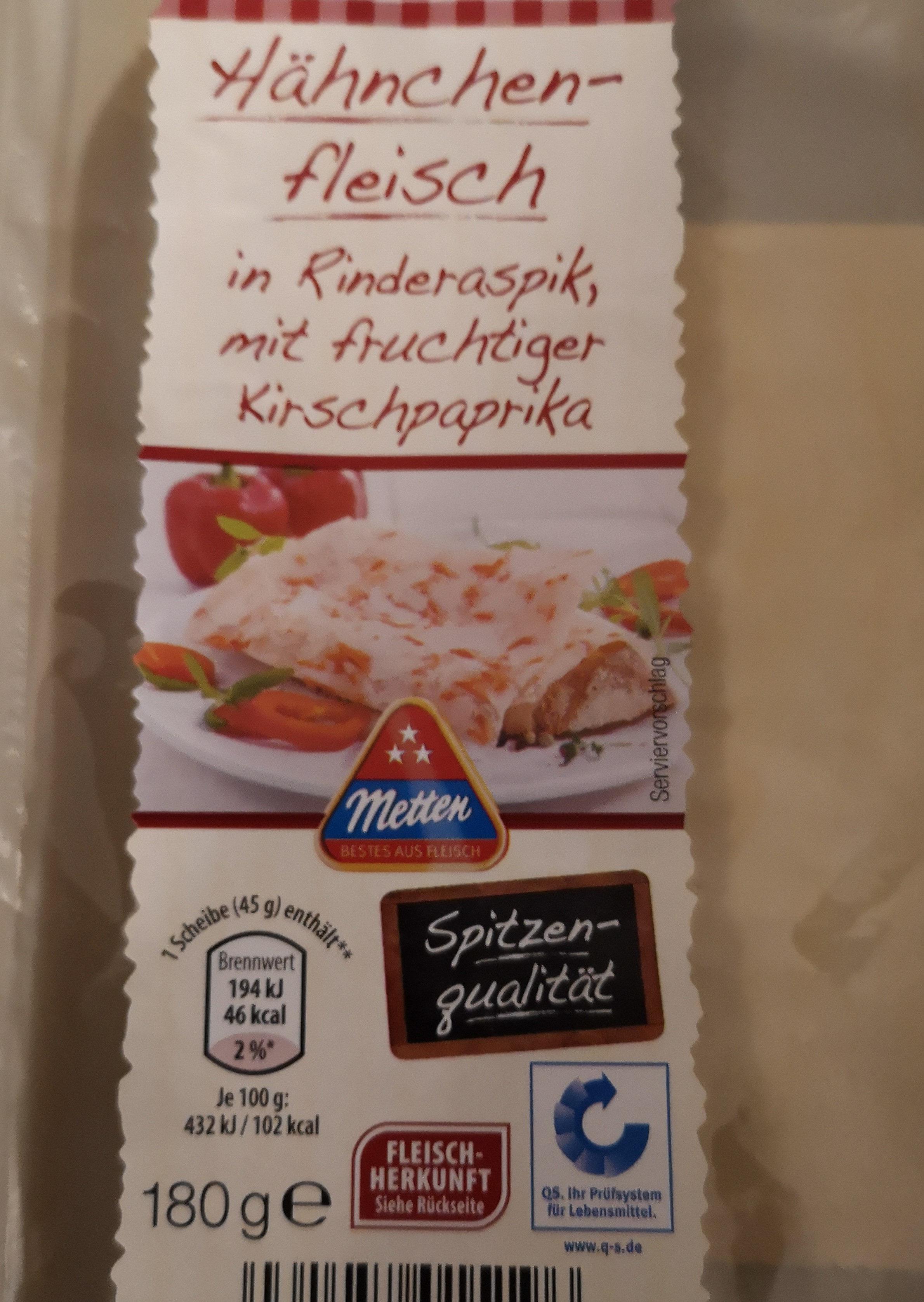 Hähnchenfleisch in Rinderaspik - Product - de