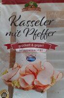 Kasseler mit Pfeffer - Produkt - de