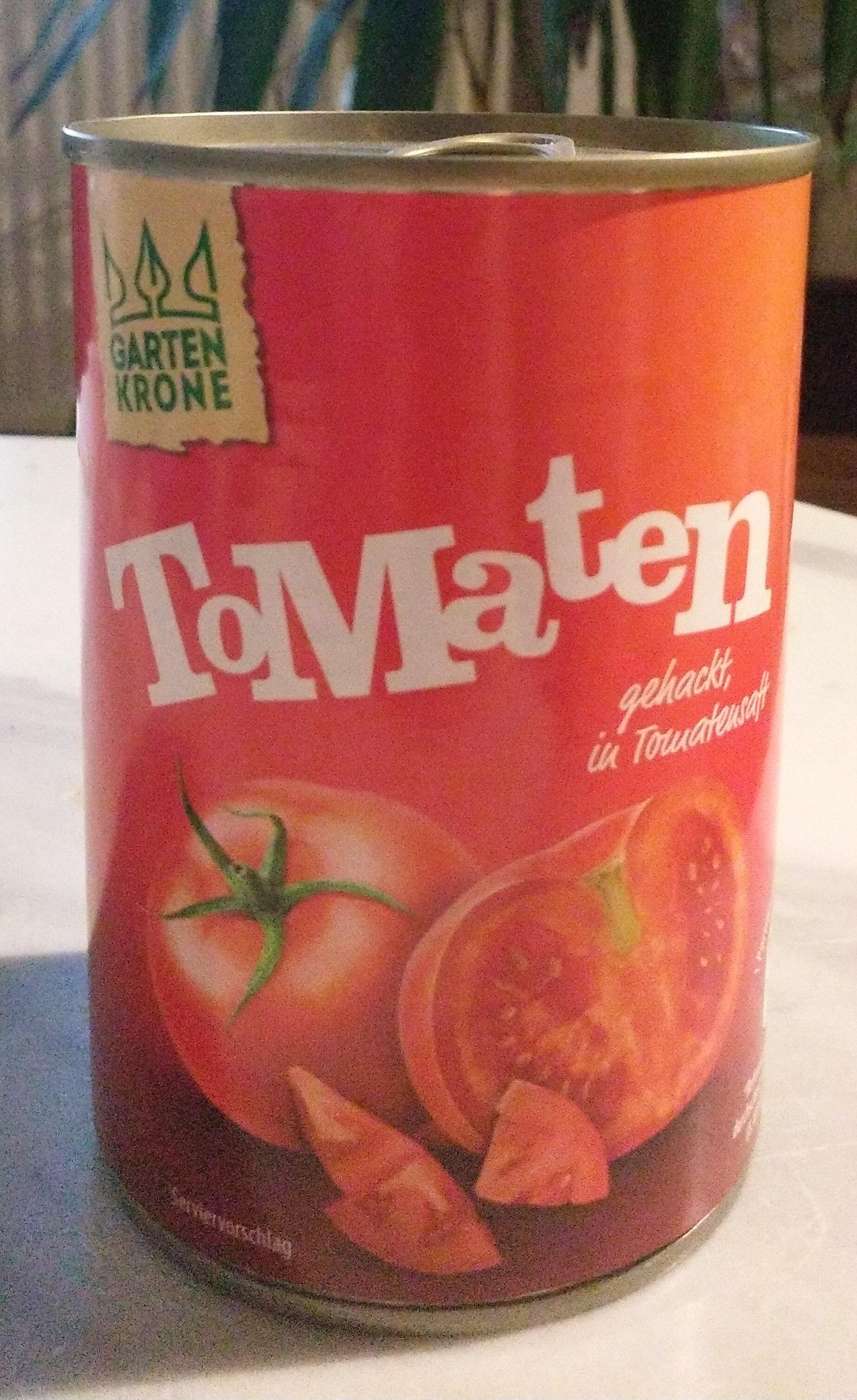 Tomaten - gehackt - Product - de