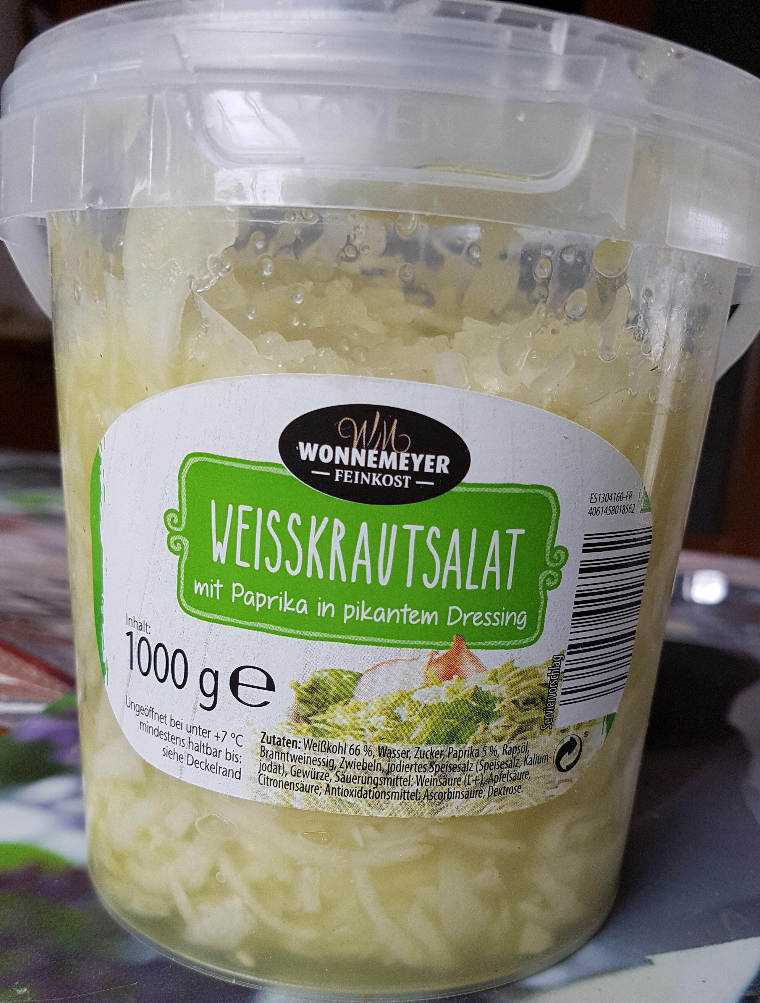 Weißkrautsalat - Product