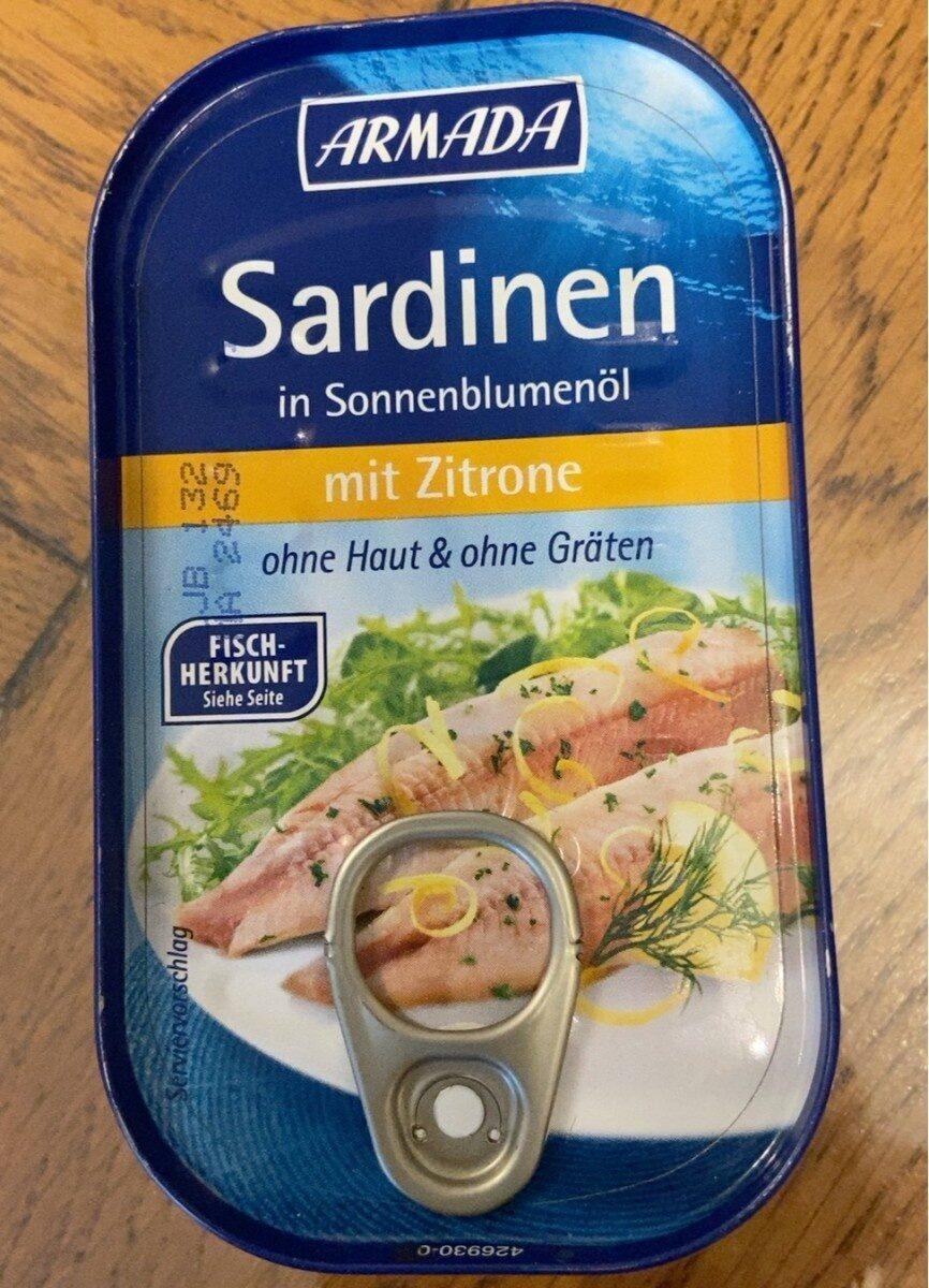 Sardine - Produit - de