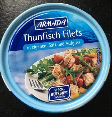 Thunfisch Filets - Produkt