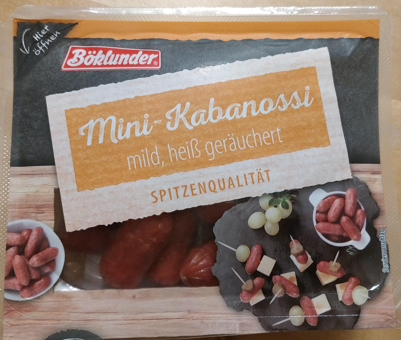 Mini-Kabanossi - Product - de