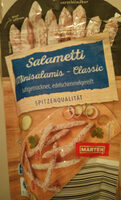 Salametti Minisalamis - Classic - Product