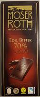 Edel Bitter 70 % - Product - de