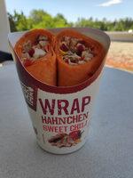Wrap Hähnchen Sweet Chili - Produit