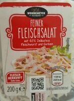 Feiner Fleischsalat - Produit - fr