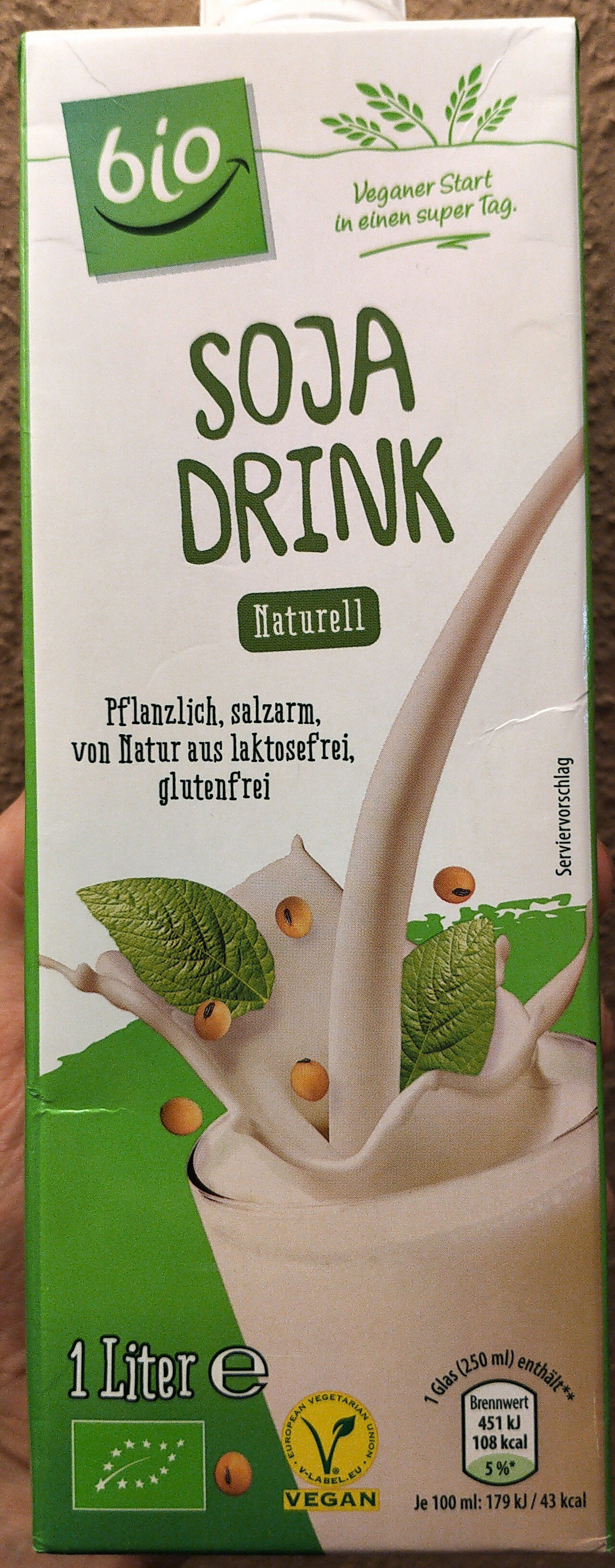 Soja Drink Naturell - Product