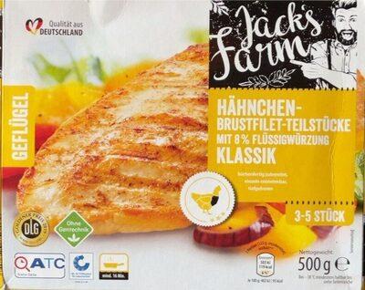 Hähnchen-Brustfilet-Teilstücke - Produit