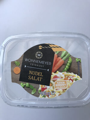 Wonnemeyer Nudelsalat - Produit - de