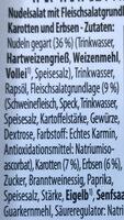 Wonnemeyer Nudelsalat - Ingrédients - de