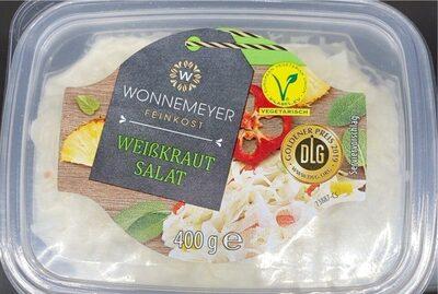 Weisskraut Salat - Produkt - de