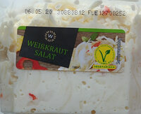 Weißkraut Salat - Produit - de