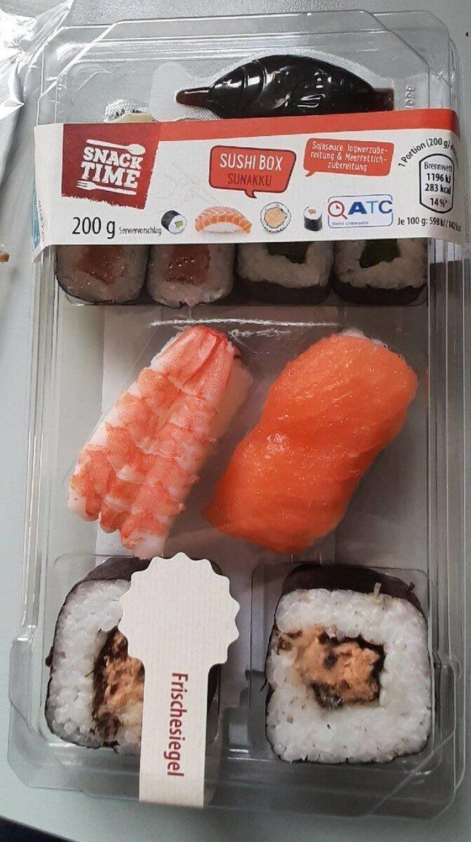 SUSHI BOX SUNAKKU - Produit - en