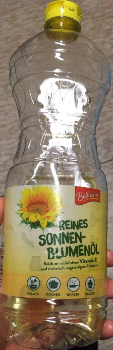 Reines Sonnenblumenöl - Prodotto - en