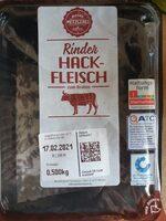 Rinder Hackfleisch - Produit - de