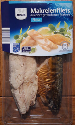 Makrelenfilets, geräuchert - Product