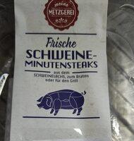 Schweineminutensteaks - Produit - de