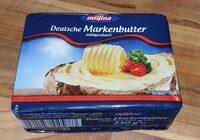 Deutsche Markenbutter - Produkt - de