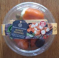 Mediterrane Antipasti, Honey Peppers - Product - de